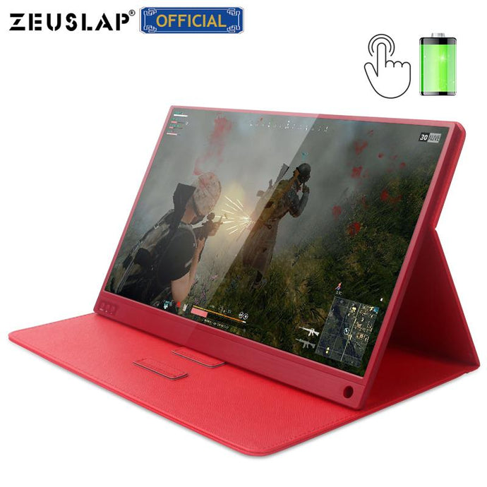 ZEUSLAP Touch Screen Portable Monitor