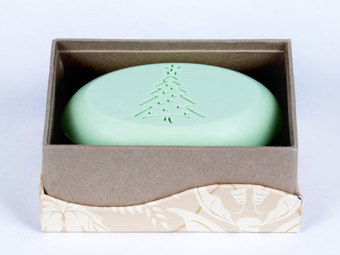Signature Scented Bar Soap Personalized with a Graphic - 1 Bar Box