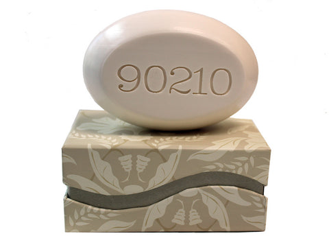 Personalized Soap Sentiments - Zip Code