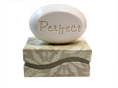Personalized Soap Sentiments - Perfect