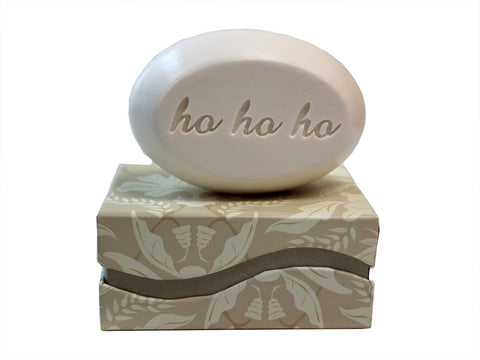 Personalized Soap Sentiments - Ho-Ho-Ho