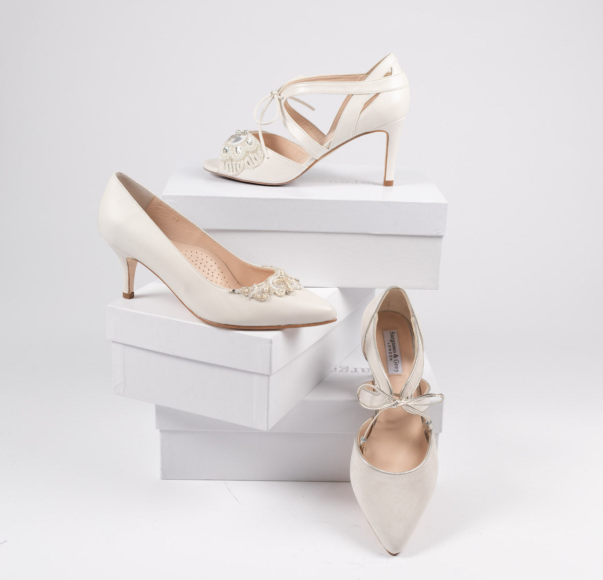 Our Top 5 Wide Fit Wedding Shoes