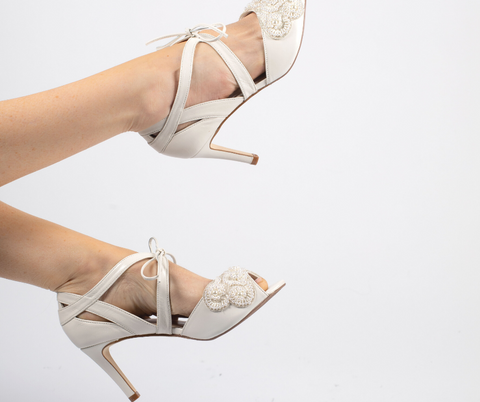 wide fitting wedding sandals for bunions