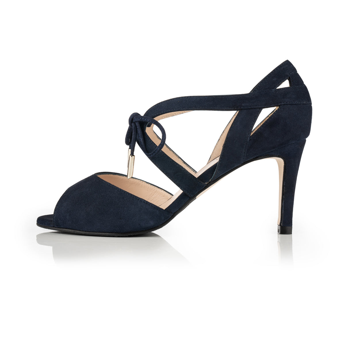 Sally - Extra Wide Fit Heeled Sandal