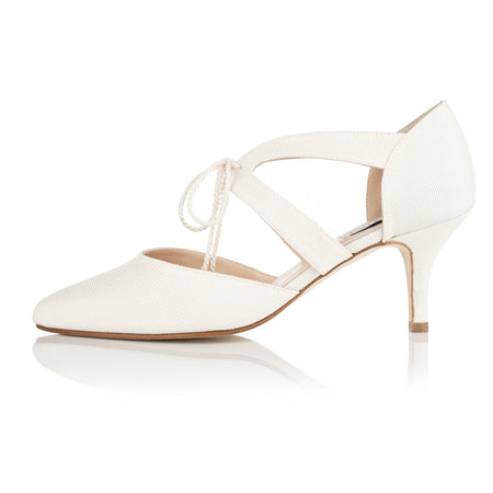 wide fit dyeable wedding shoes