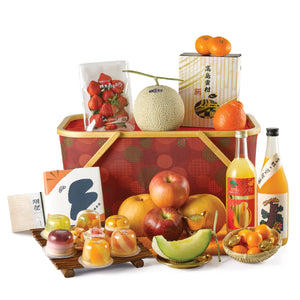 C2011 - Deluxe Japanese Fruit Hamper