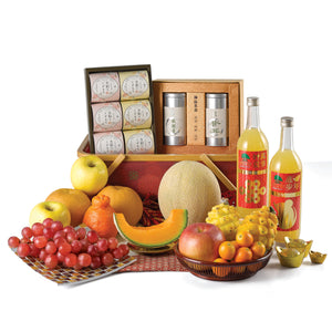 C2013 - New Year Celebration  Fruit Hamper
