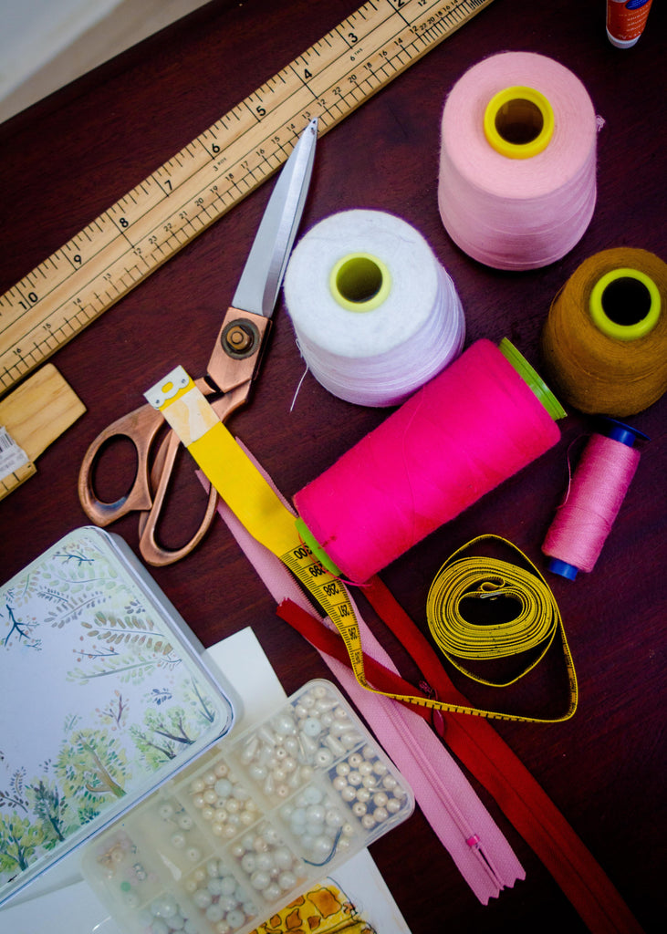 Sewing 101: An Overview for Beginners - Villa's Fabric Shop