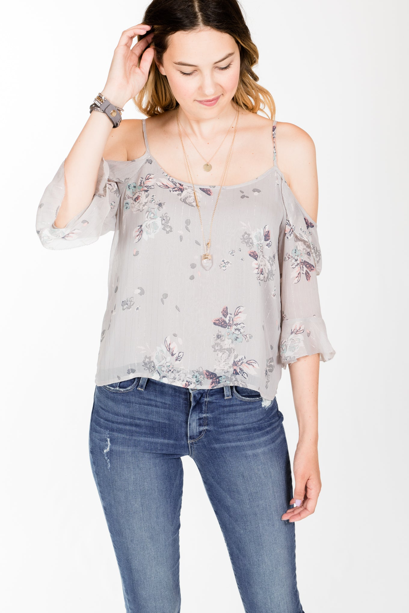 Gentle Fawn.Marinka Top.Morning Dew