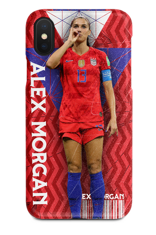 ICON-  ALEX MORGAN