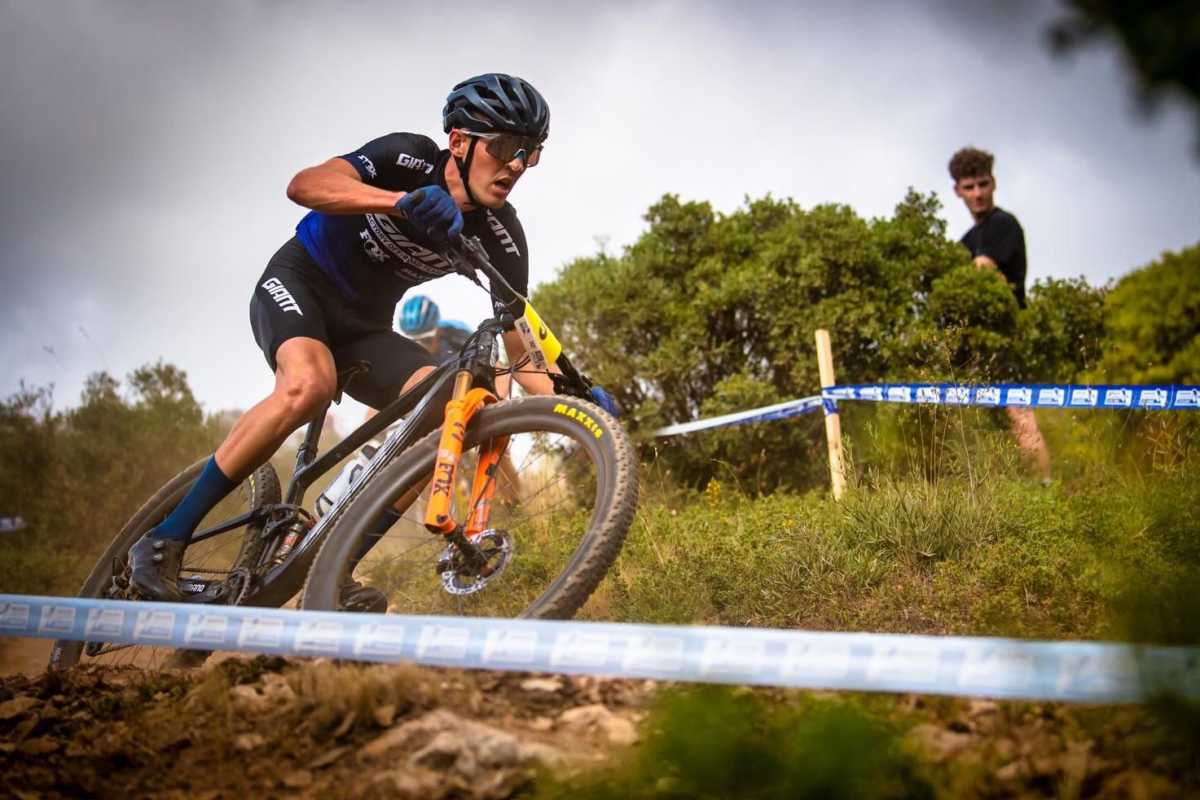 Phillip rode to a podium finish at his final race of the yar, a French Cup event in Marseilles