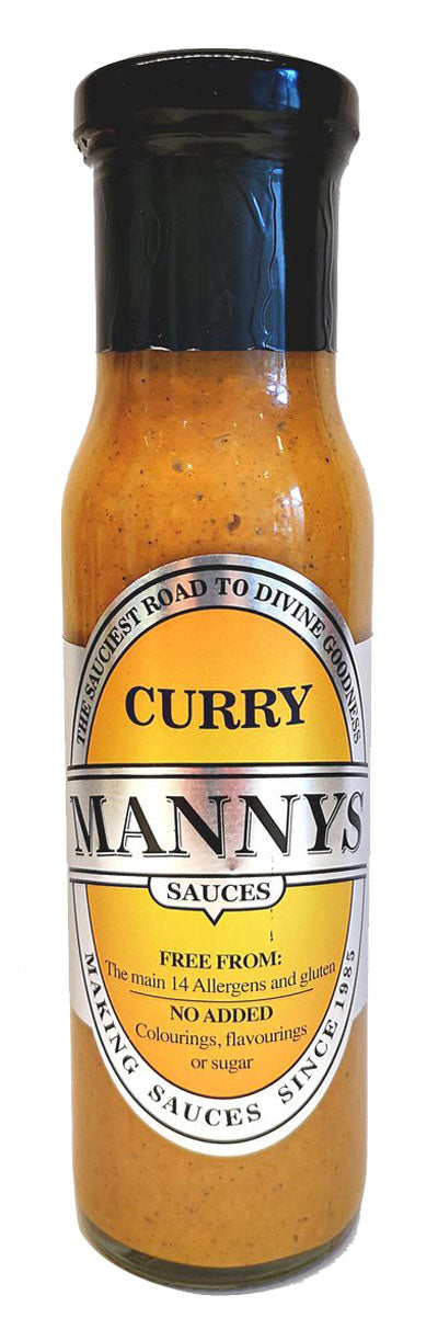 CURRY SAUCE 250ml