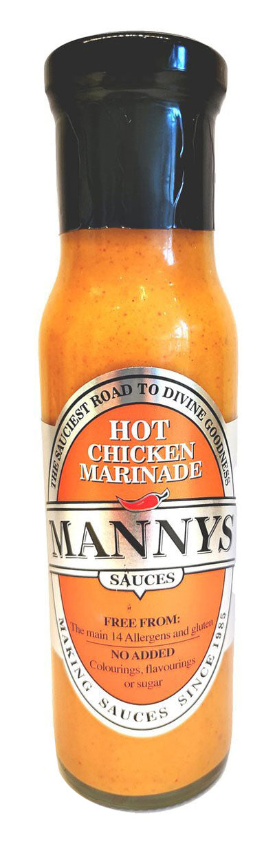 Hot Chicken Marinade 250 ml Wholesale