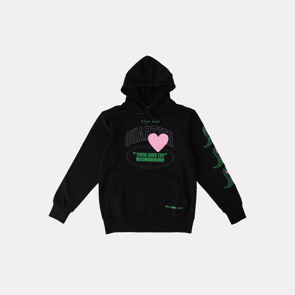 """HOME OF THE PEOPLE"" HOODIE"