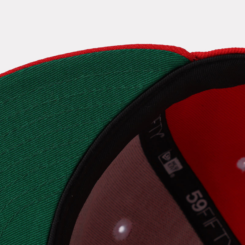"""MONTREAL"" NEW ERA 59FIFTY FITTED (RED)"