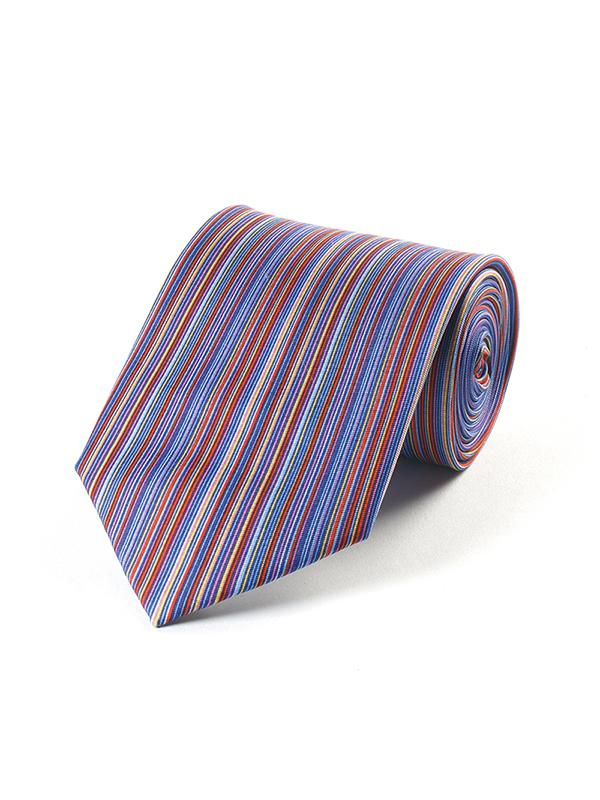 Fox And Chave Multistripe Tie