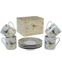 Load image into Gallery viewer, Rex London Espresso Set of 4