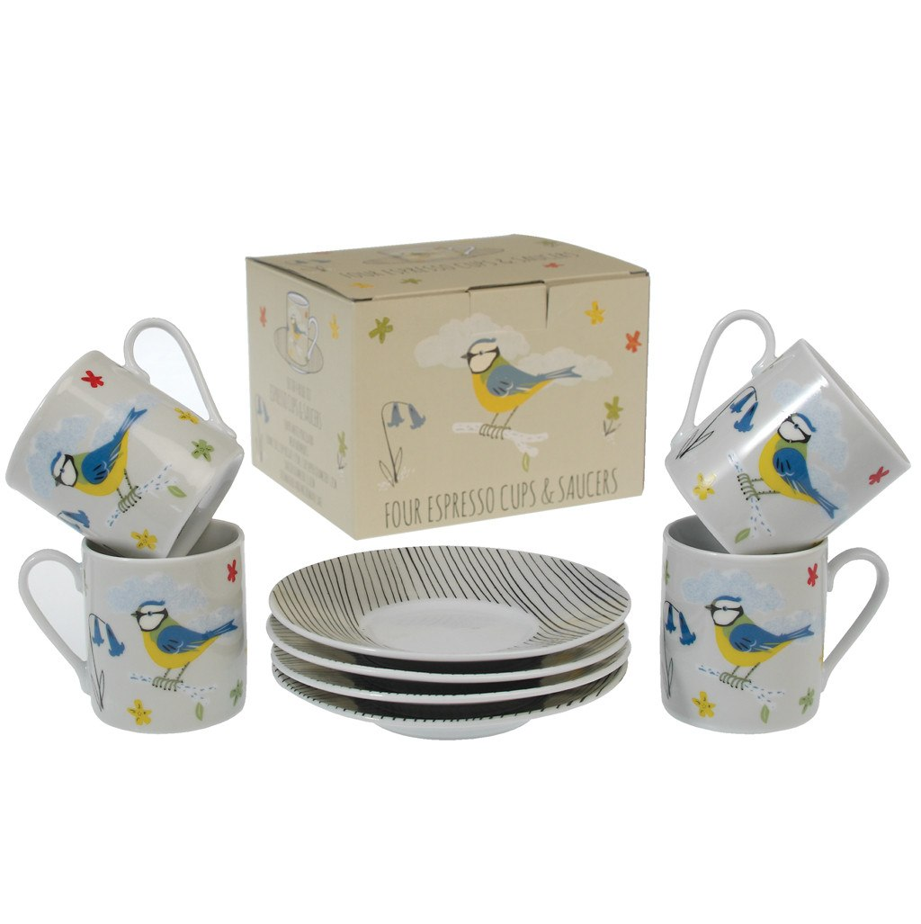 Rex London Espresso Set of 4