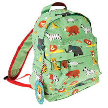 Load image into Gallery viewer, Rex London Animal Park Kids Backpack