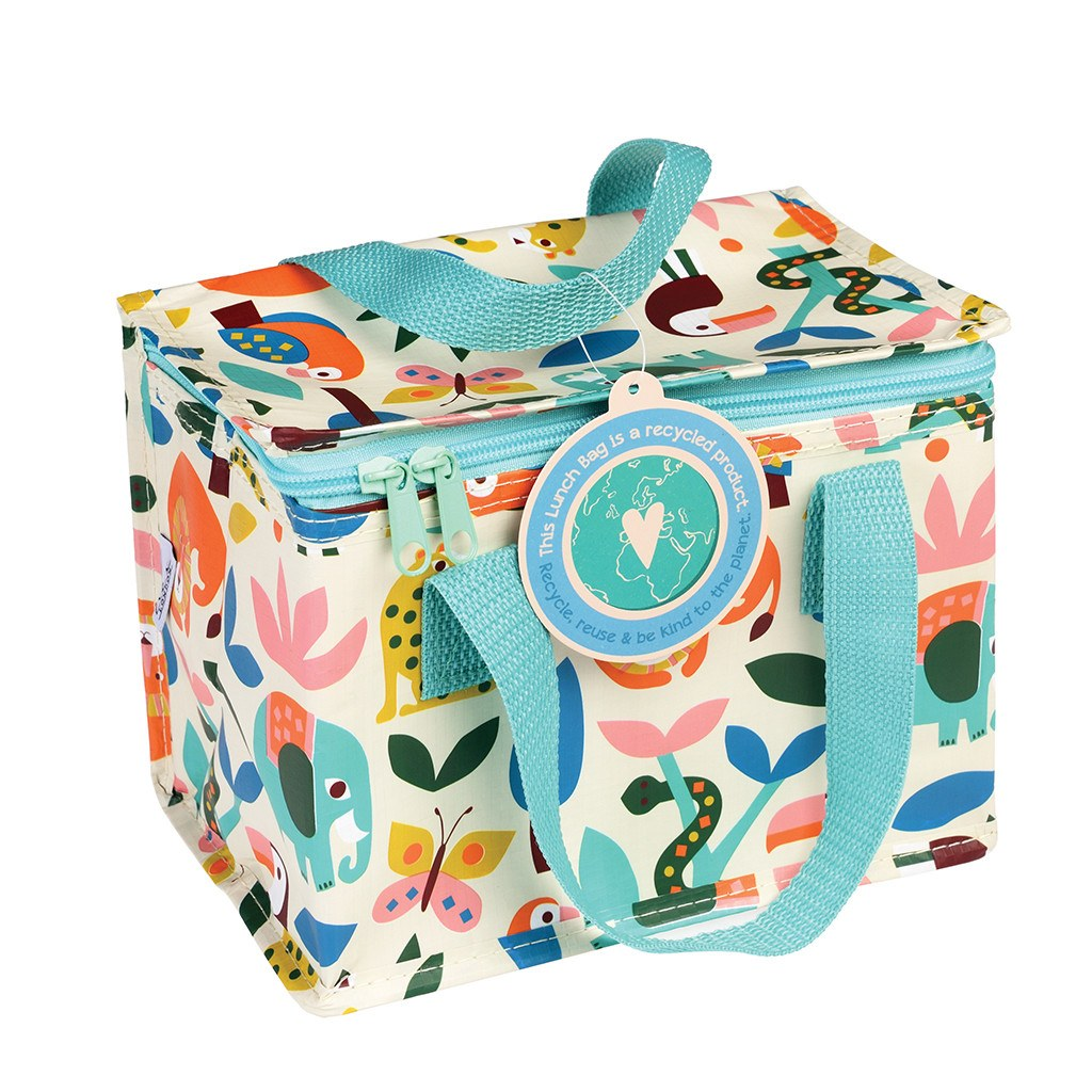 Rex London Wild Wonders Lunch Bag