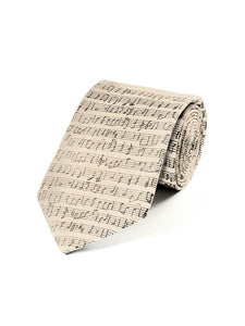 Fox and Chave Music Sheet Tie