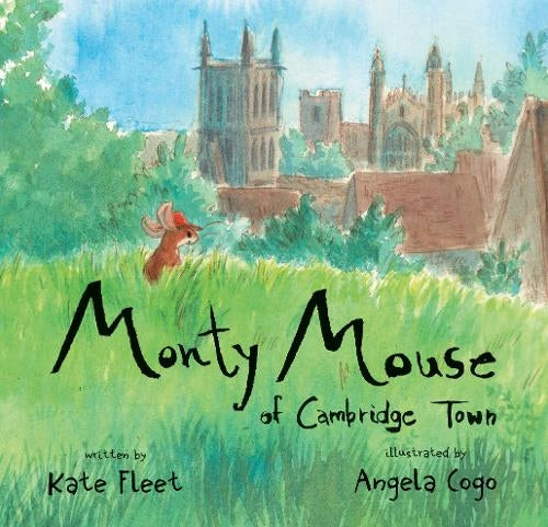 Monty Mouse of Cambridge Town