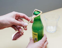 Load image into Gallery viewer, Kikkerland Shovel Bottle Opener