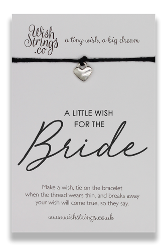 Wish Strings Little Wish For The Bride