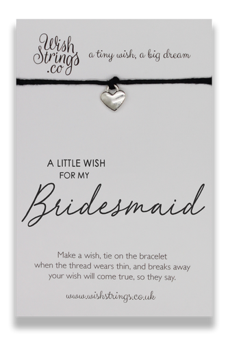 Wish Strings Little Wish For Bridesmaid