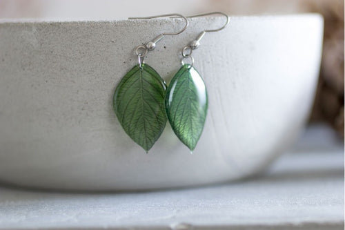 Acdria Beech Leaf Earrings