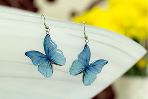 Acdria Morpho Earrings