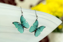 Load image into Gallery viewer, Acdria Morpho Earrings