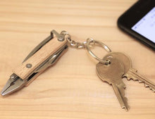 Load image into Gallery viewer, Kikkerland Mini Keychain Pliers