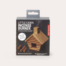 Load image into Gallery viewer, Little Cabin Incense Burner