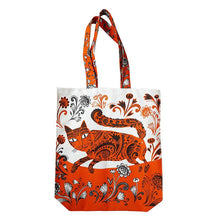 Load image into Gallery viewer, Lush Designs Kitty Tote Bag