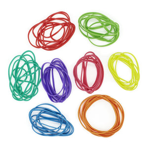 Rainbow Rubberbands