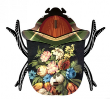 Load image into Gallery viewer, Miho Bug Wall Decor