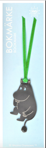 Pluto Moomin Bookmark