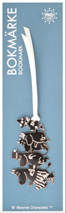 Pluto Moomin Family Bookmark