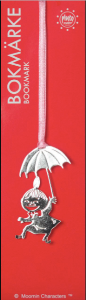 Pluto Little My Umbrella Bookmark