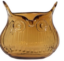 Load image into Gallery viewer, Small Owl Vase