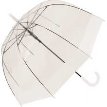 Load image into Gallery viewer, Soake Clear Dome Umbrella