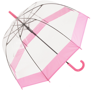 Soake Clear Dome Umbrella