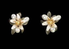 Load image into Gallery viewer, Michael Michaud Orange Blossom Studs