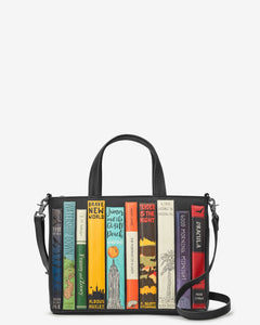 Yoshi Bookworm Black Multiway Grab Bag