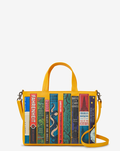 Yoshi Bookworm Mustard Multiway Grab Bag