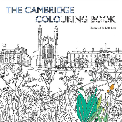 Cambridge Colouring Book