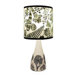 Lush Designs Ceramic Lamp Base