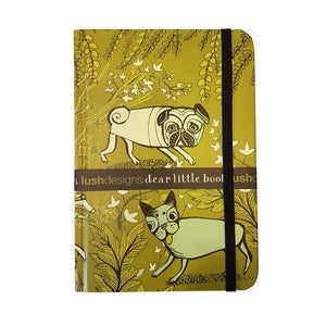 Lush Designs Dog Notebook