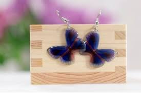 Acdria Lamas Butterfly Earrings